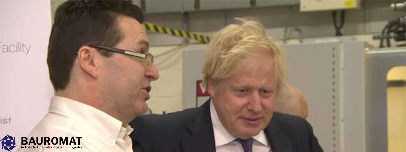 Boris Johnson visits University of Sunderland